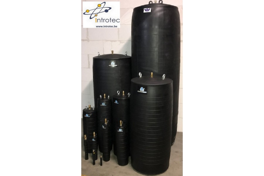Obturateur de canalisation, Palloni otturatori per condotte Obturador de tubería Afsluitblaas Buisafsluiter Afsluitstoppen