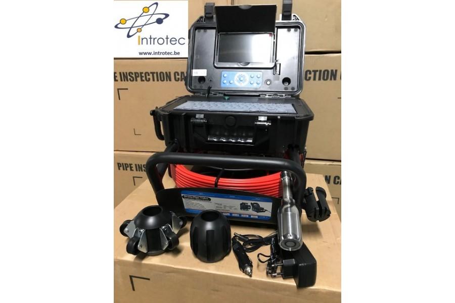 Caméra d'inspection 38 mm autonivelante avec traceur 512 Hz